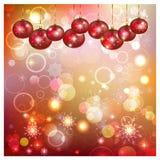 La Navidad de hadas Imagen de archivo