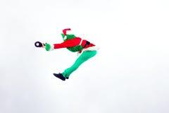 La Navidad de la estola de Grinch Imagen de archivo