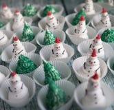 La Navidad de la melcocha Fotografía de archivo libre de regalías