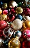 La Navidad de la vendimia foto de archivo libre de regalías
