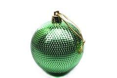 La Navidad de las bolas Fotos de archivo libres de regalías