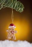 La Navidad de las decoraciones Imagen de archivo libre de regalías