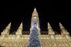La Navidad de Viena Fotos de archivo