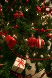 La Navidad Deco Fotos de archivo