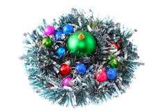 La Navidad, decoración del Año Nuevo Foto de archivo libre de regalías