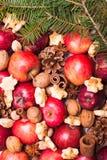 La Navidad del aroma Imagen de archivo