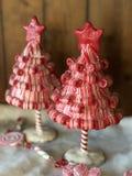 La Navidad del caramelo fotografía de archivo