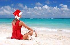 La Navidad del Caribe Foto de archivo