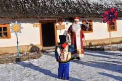 La Navidad del día de fiesta Fotografía de archivo libre de regalías