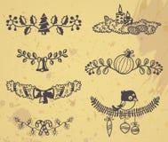 La Navidad del granero Foto de archivo libre de regalías