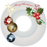 La Navidad del mundo Fotografía de archivo libre de regalías