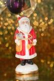 La Navidad del padre Imagenes de archivo