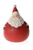La Navidad del padre Imagen de archivo libre de regalías