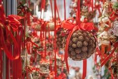 La Navidad del tiempo de Navidad Foto de archivo libre de regalías