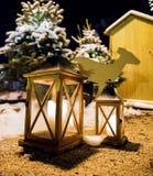 La Navidad del tiempo de Navidad Imágenes de archivo libres de regalías