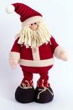 La Navidad divertida Santa Claus Fotos de archivo libres de regalías