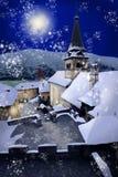 La Navidad en Europa Fotos de archivo