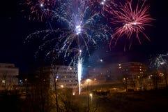 La Navidad en Praga Foto de archivo libre de regalías