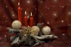 La Navidad en rojo. Fotos de archivo