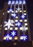 La Navidad en Varna Imágenes de archivo libres de regalías