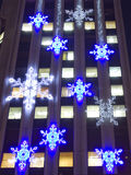 La Navidad en Varna Fotos de archivo libres de regalías