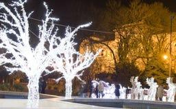 La Navidad en Varna Imagenes de archivo