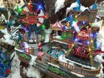 La Navidad está viniendo fotos de archivo libres de regalías