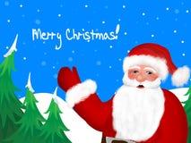 La Navidad está viniendo Foto de archivo libre de regalías