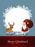 La Navidad está viniendo Fotografía de archivo libre de regalías