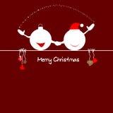 La Navidad está viniendo Imagen de archivo libre de regalías