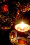 La Navidad está viniendo Fotos de archivo