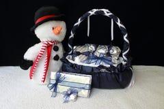 ¡La Navidad está viniendo! Imagen de archivo libre de regalías