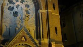 La Navidad europea, Budapest almacen de metraje de vídeo
