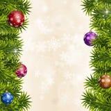 La Navidad Eve Decoration Fotos de archivo