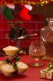 La Navidad Fayre fotografía de archivo libre de regalías