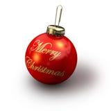 La Navidad feliz Foto de archivo