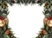 La Navidad frame3 Foto de archivo