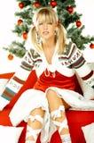 La Navidad hermosa 1 Fotografía de archivo libre de regalías