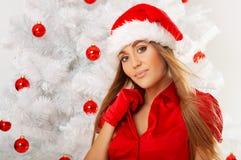 La Navidad hermosa Fotos de archivo
