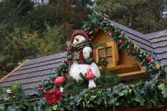 La Navidad hermosa y Años Nuevos de escena Fotografía de archivo libre de regalías