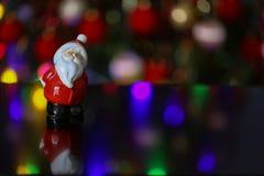 La Navidad hermosa y Años Nuevos de escena Fotografía de archivo