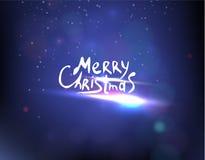 La Navidad Ilustración del vector Fotos de archivo