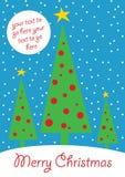 La Navidad invita Imagenes de archivo