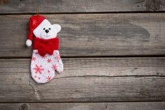 La Navidad juega decoraciones Foto de archivo