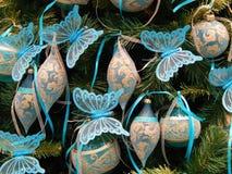 La Navidad juega el fondo Imagen de archivo libre de regalías