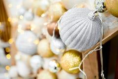 La Navidad juega el primer fotos de archivo libres de regalías