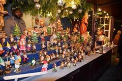 La Navidad justa Imagenes de archivo