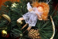 La Navidad justa en Uzhgorod Fotos de archivo libres de regalías