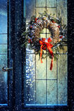La Navidad mágica Imágenes de archivo libres de regalías