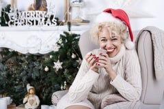 La Navidad, Navidad, Año Nuevo, vacaciones de invierno, concepto de la felicidad Imagen de archivo libre de regalías